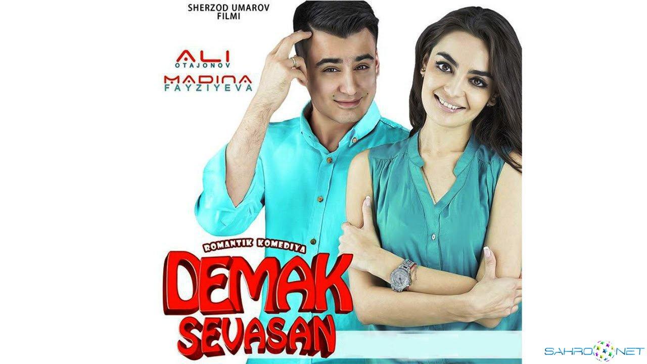 Demak sevasan / Демак Севасан янги,узбек,кино,фильм 2016