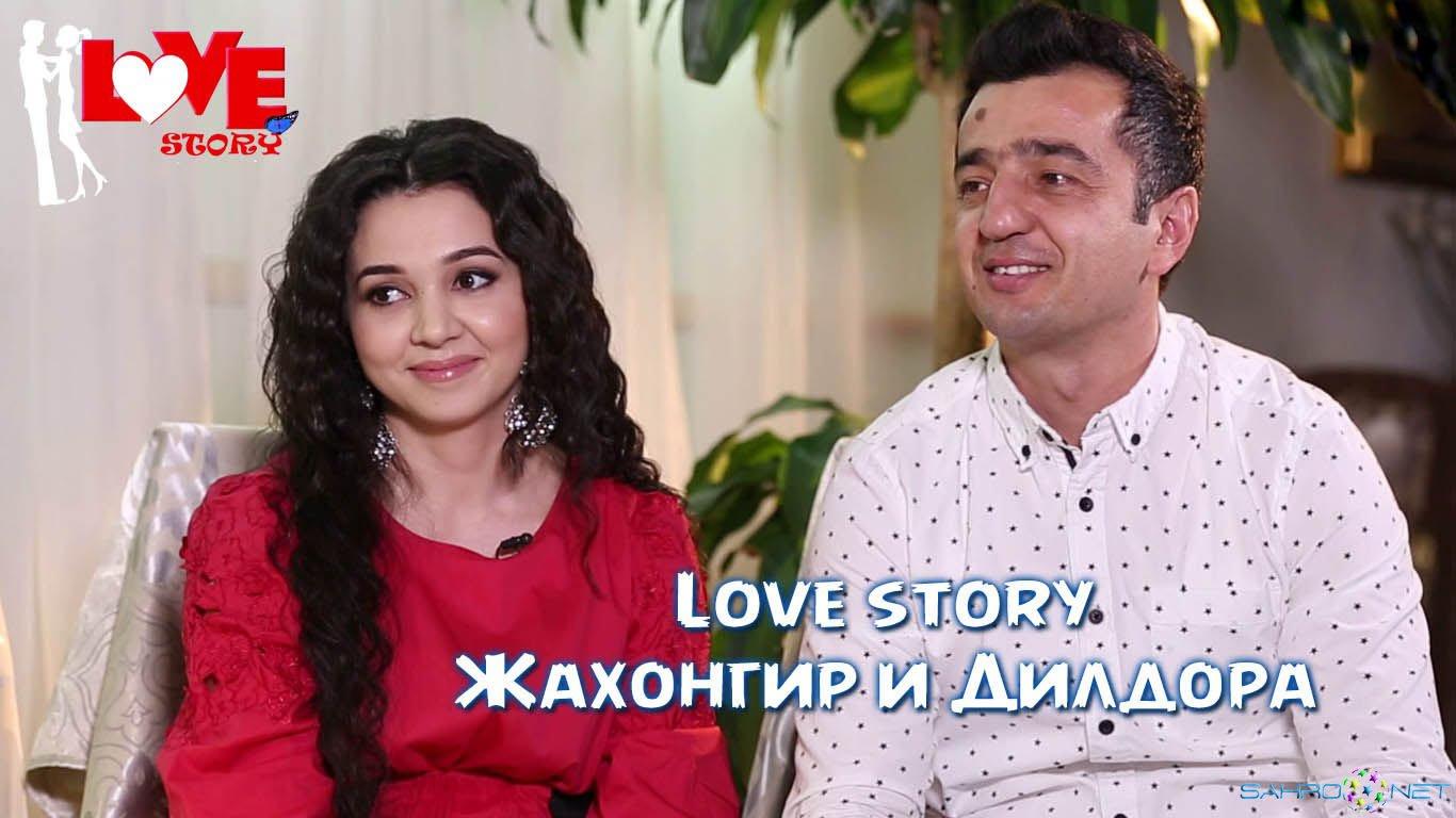 Love story - Jahongir Poziljonov кизикарли корсатувлар
