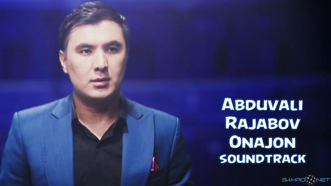 Abduvali Rajabov 2016 - Onajon (concert version)