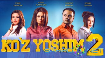Ko'z yoshim - 2 / ���� ��� - 2 (treyler)
