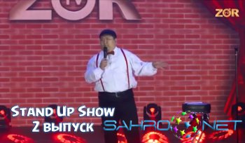 Stand Up Show на ZO'RTV - 2 выпуск