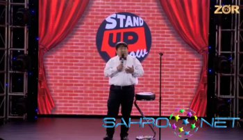 Stand Up Show на ZO'RTV - 5 выпуск