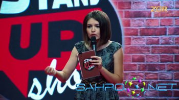 Stand Up Show на ZO'RTV 12-22 выпуски